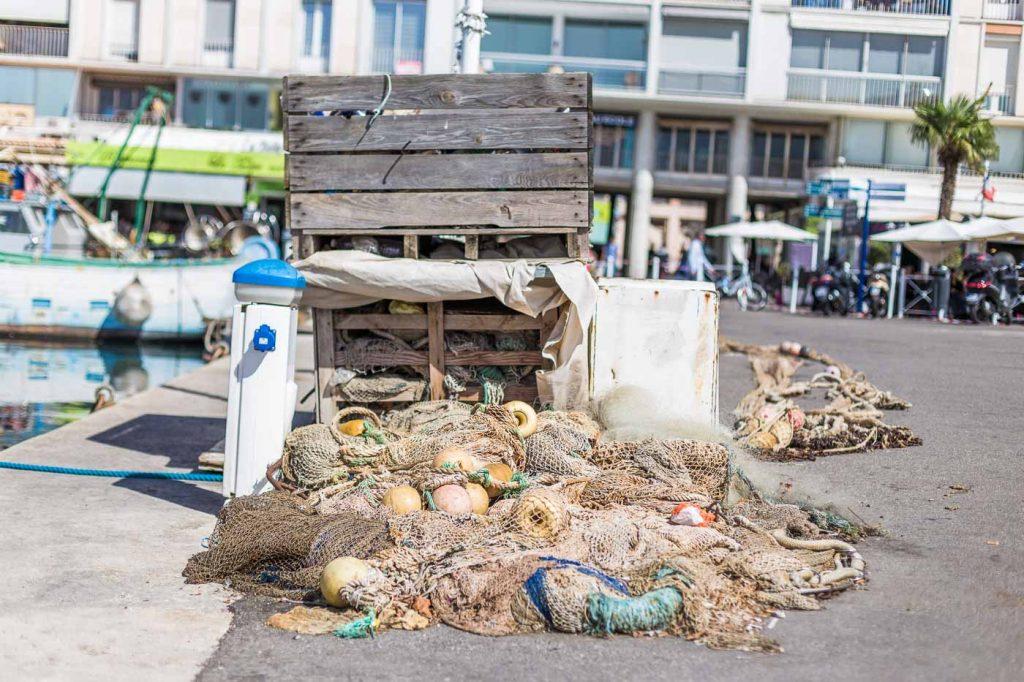 Le port et la rade de Toulon - photos de voyage