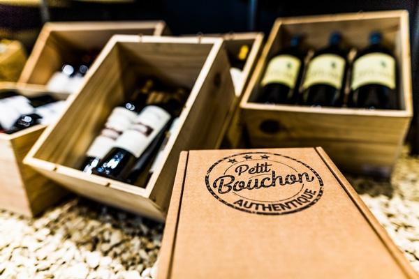 Photo pour le site ptit bouchon, vente de vin en ligne