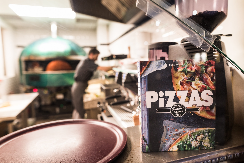 fabrication pizza