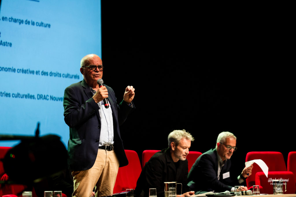 Reportage photo événement ASTRE - conférence